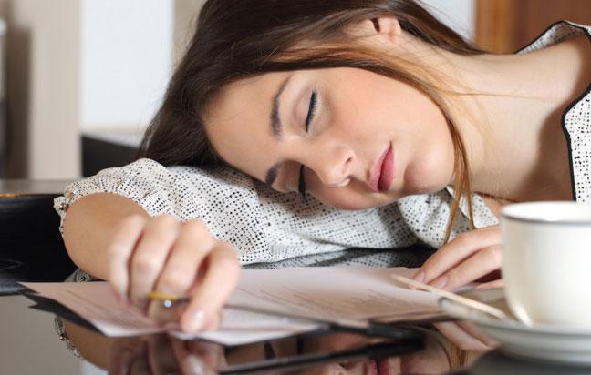 бороться с усталостью
