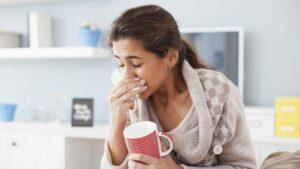 лечить простуду в домашних условиях
