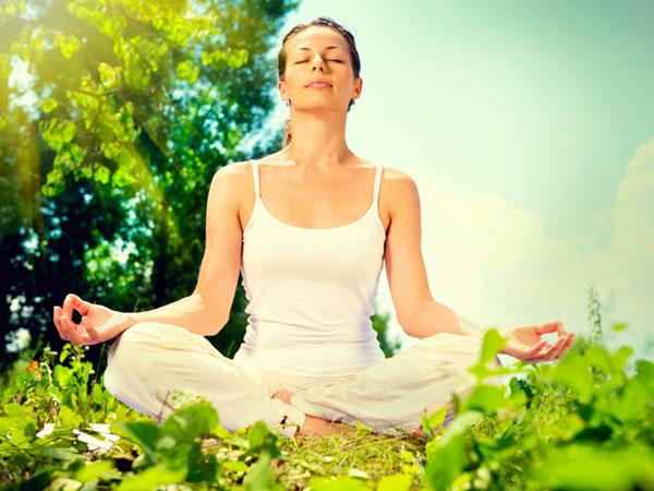 медитация аффирмация