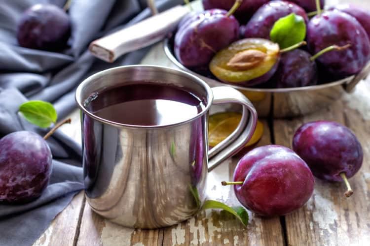 сливовый сок при запоре