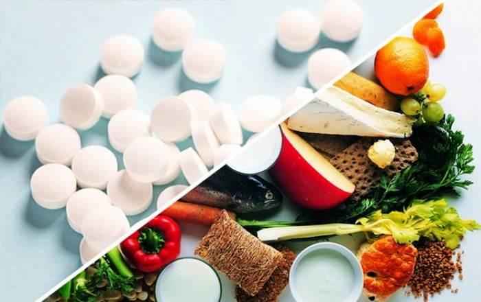 еда как лекарство